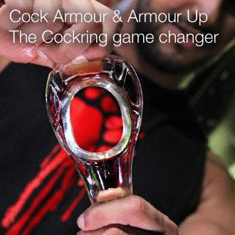 cock armour