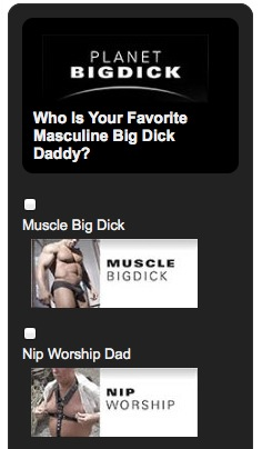 Planet Big Dick Poll