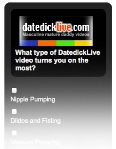Hottest DatedickLive Videos