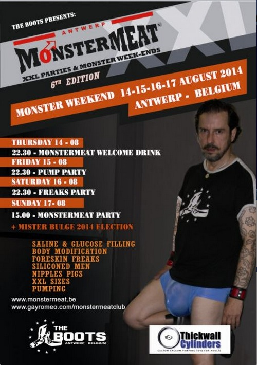 Monstermeat Antwerp