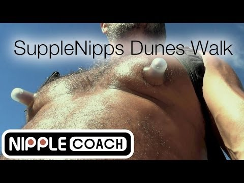 <h1>Walking The Dunes With SuppleNipps Nipple Suckers</h1> <h2>Nipplecoach Tutorial Video</h2>