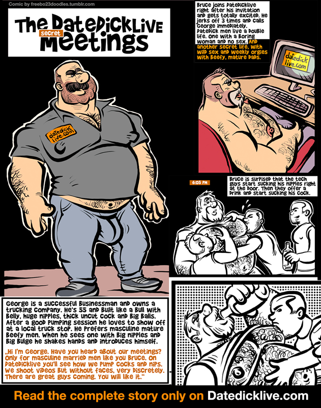 <h1>Big Daddy Porn Comic</h1> <h2>The Datedicklive Meetings</h2>